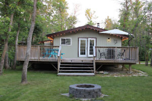 Cabin Rental - 4 Season near Winnipeg Beach