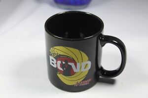 James Bond A License to Thrill Coffee Mug/ Cup Black from 1999 Kingston Kingston Area image 2