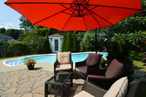 Gorgeous property !  in-ground swimming pool! Come visit now! West Island Greater Montréal image 8