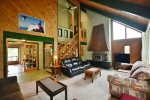 Blue Mountain Chalet - Great midweek pricing