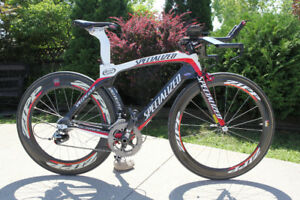 Specialized S-WORKS Transition TT Carbon Bike