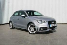 image for 2014 Audi A1 1.2 SPORTBACK TFSI S LINE 5DR Hatchback Petrol Manual