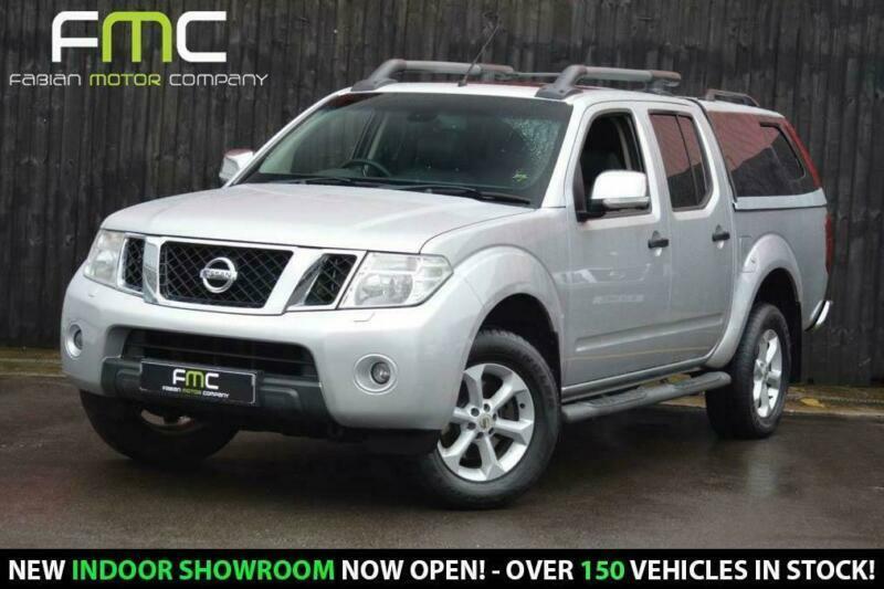 2011 Nissan Navara 2 5 dCi Tekna Double Cab Pick-Up Auto *Full History - No  VAT* | in Swansea | Gumtree