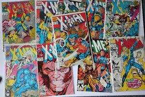 X-MEN COMICS (11-Comics) All For $25.00 (VIEW OTHER ADS)