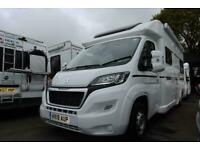 Bailey Advance 70-6 end lounge drop down bed DIESEL MANUAL 2019/19