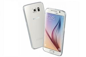 Unlocked samsung galaxy s6 white for sale/trade