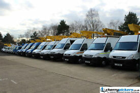 Iveco, Ford & Mercedes Cherry Pickers - We BUY / SELL Access Platforms