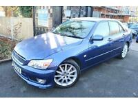 Lexus IS200 2.0 SE Automatic 4 Door Blue Full Lexus Service History Low Mileage