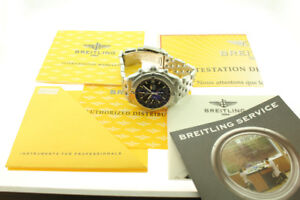 Breitling Chronomat Blackbird Automatic Steel 40mm A13350