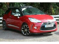 2013 Citroen DS3 Dsport Plus 1.6 Convertible Petrol Manual