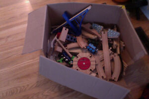 Several Thomas the Tank Engine Tracks/ Characters/ Accessories