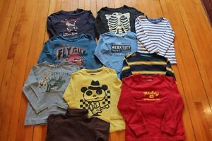 T-shirts taille 5T ou 5-6