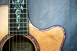Custom guitar repair and lutherie- 25 years experience