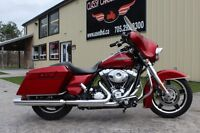 2012 HARLEY-DAVIDSON STREET GLIDE FROM CLASSY CHASSIS & CYCLES!