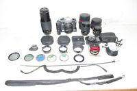 Pentex ME 35 mm camera