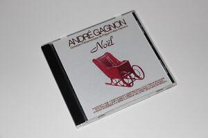 CD-ANDRÉ GAGNON-NOËL-MUSIQUE/MUSIC (0C21)