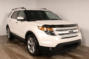 Ford Explorer 4WD Limited Cuir Toit Mags 2013