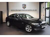 2012 12 BMW 5 SERIES 2.0 520D SE 4DR 181 BHP DIESEL