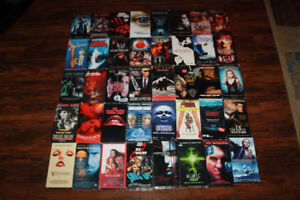 Lots of VHS Movies $1 EACH
