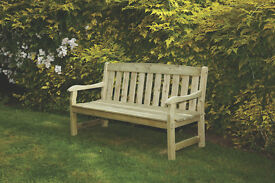 Tiverton 3 Seater Bench - free delivery across NI