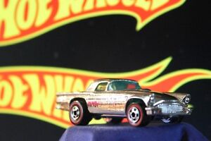 1977 Hot Wheels REDLINE Chrome 57' Chevy (VIEW OTHER ADS)