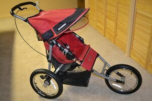 Poussette de Jogging - SCHWINN - Jogging Stroller