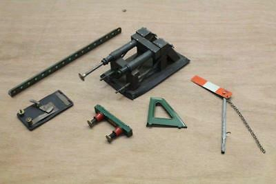 GBN O Gauge Tin Plate Railway Buffer Plus Various Items Signal PARTS REPAIR W20 for sale  Coventry
