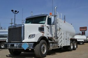 NEW  Freightliner 122SD with TC407 16k Litre Steel Tank