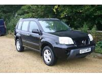 DIESEL NISSAN X T-TRAIL Sport done 130689 Miles with recent NEW MOT and SERVICE