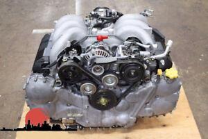 2000 2004 JDM SUBARU LEGACY 3.0L V6 MOTOR EZ30D