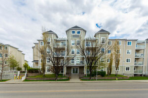 Top Floor, Large, Accessible Condo in Shawnessy. Walk to LRT.