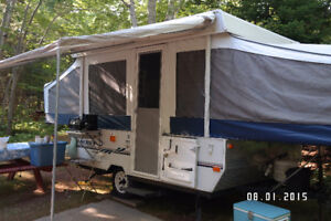 Jayco 10 foot travel trailer for sale