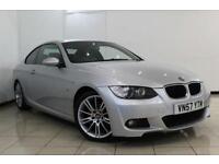 2008 57 BMW 3 SERIES 2.0 320I M SPORT 2DR 168 BHP