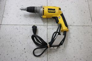 *POWER TOOL** Dewalt DW272 120V AC VSR Drywall Screwdriver-15821