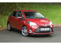 2020 Toyota Yaris 1.5 VVT-i (111bhp) Y20 5-Dr Hatchback Petrol Manual