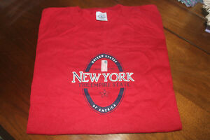 New Unisex T Shirt Bought in NYC (Size  XXL)