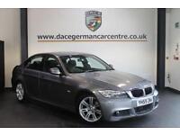 2009 59 BMW 3 SERIES 2.0 318D M SPORT 4DR AUTO 141 BHP DIESEL