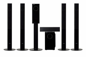 SAMSUNG In Home Theatre System HT-TXQ120