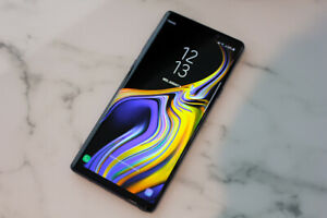 Samsung Note 9 up for trade