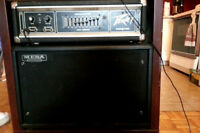 Mesa Boogie 2x12 guitar speaker cabinet 3/4 back recto/roadking