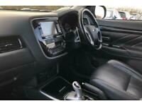 2016 Mitsubishi Outlander 2.0 PHEV GX4h 5dr Auto Estate Petrol/PlugIn Elec Hybri