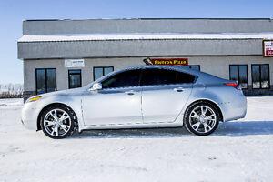 2012 Acura TL AWD-SH Sedan