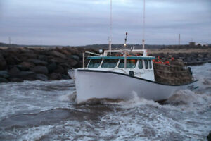 2005 Egmont Bay 45 Ft Fishing Boat