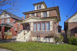 2 1/2-STOREY 4br detached DOWNTOWN OSHAWA w/ FINISHED BASEMENT