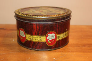 Vintage Dill's Best Tobacco Tin London Ontario image 5