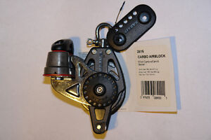 HARKEN 2616 CARBO AIRBLOCK WITH  57mm WITH CAM AND BECKET