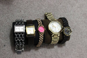 Authentic Brand name watches