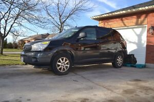 Going, going... 2004 Buick Rendezvous with updated transmission