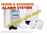 Home or business Alarm system