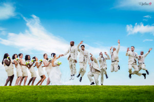 Creative and Artistic Wedding photography services